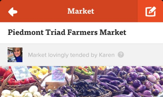 Farmstand - Lovingly tended by Karen