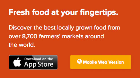 Farmstand - Fresh food at your fingertips.